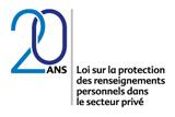 20 ans de la Loi sur la protection des renseignements personnels dans le privé