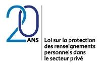 20 ans de la Loi sur le secteur privé